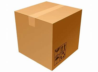 Package Box Delivery Blank Dhl Express Transparent