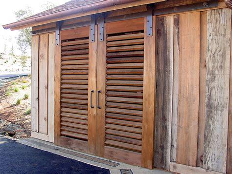sliding louvered patio doors style northstar woodworks custom barn doors craftsmanship