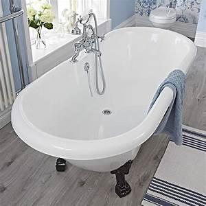 Badewanne Auf Füßen : freistehende badewanne mit f en napoli ~ Orissabook.com Haus und Dekorationen