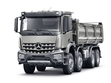 mercedes benz arocs    daimler global media site