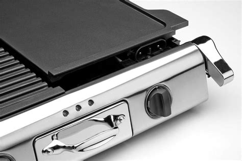 clad stainless steel electric grillgriddle  cutlery
