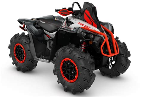 2016 Can-am Renegade X Mr 1000r Unveiled