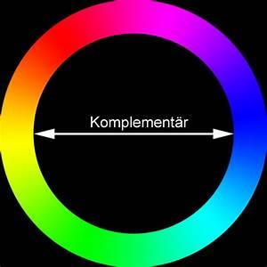 Kontrastfarbe Zu Blau : bunttonkreis ~ Frokenaadalensverden.com Haus und Dekorationen