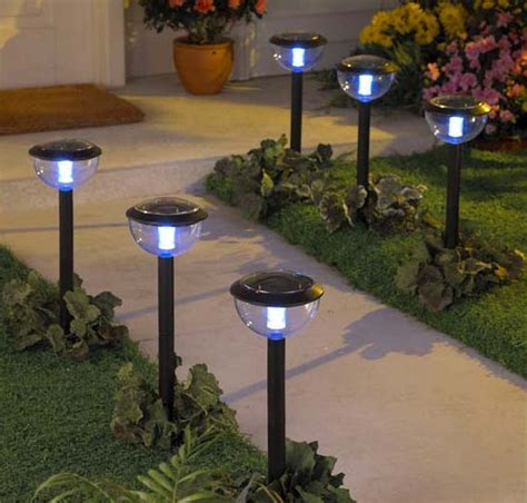 outdoor path lighting will bring many benefits to your