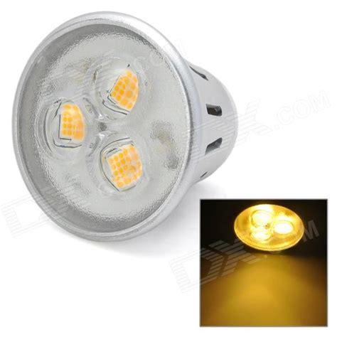 g5 3 led buy cheap mr16 g5 3 5w 330lm 3 led warm white light bulb 12v