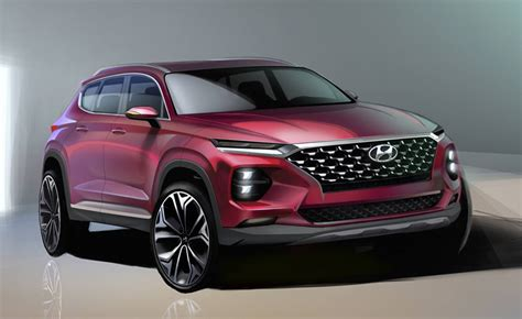 First Look 2019 Hyundai Santa Fe Forcegtcom