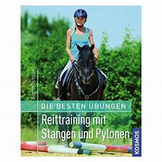 Reittraining Mit Stangen Und Pylonen  Isbn 9783440135280