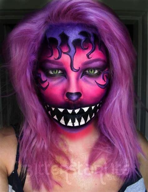 Advanced And Unique Halloween Makeup Ideas And Tutorials