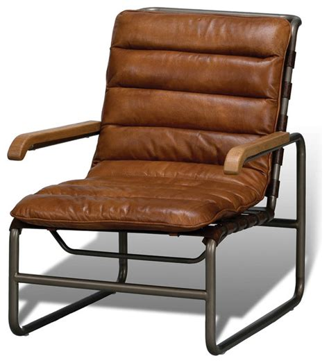 leather chaise lounge chairs indoors jamey leather lounger industrial indoor chaise lounge