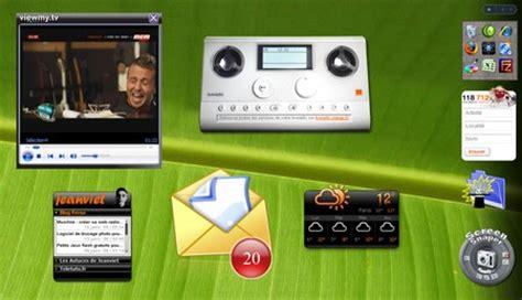 gadgets bureau windows 7 telecharger gadgets de bureau
