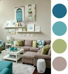beatiful blue green and taupe living room casa
