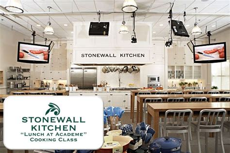 stonewall kitchen york maine cooking class lunch at academe stonewall kitchens