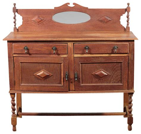 antique sideboards and servers antique oak jacobean buffet sideboard server traditional 4130