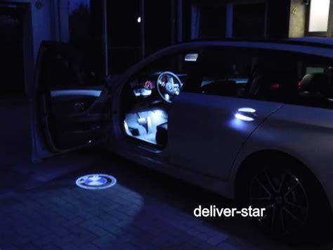 car door light logo 2x led logo light ghost shadow projector car door courtesy