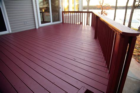 painted deck restoration contractor bernstein decorative