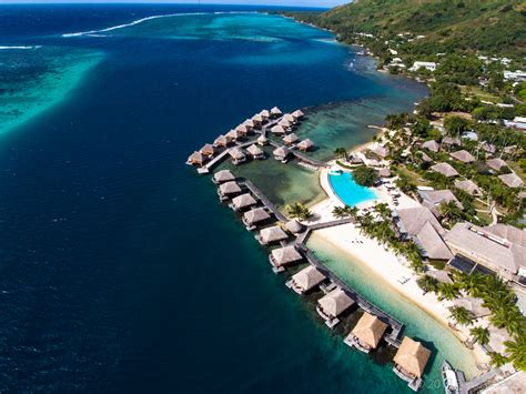 10 Breathtaking Resorts With Overwater Bungalows