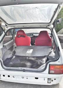 1983 Toyota Starlet Manual Transmission 2 Door Hatchback
