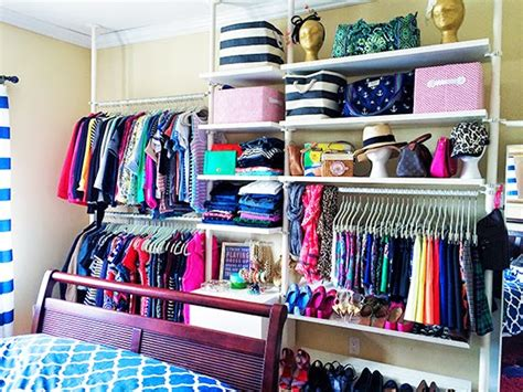 History In High Heels Apartment Therapy Closet Tour