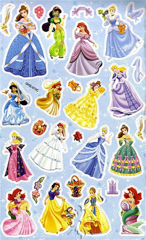 Stickers Princesse Disney Disney Princesses Stickers Disney Princess Photo 7315619 Fanpop