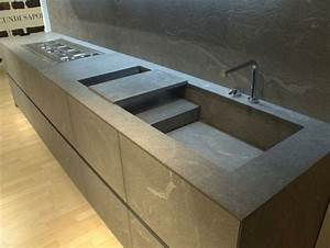 20, Beautiful, Kitchen, Designs, With, Stone, Sinks
