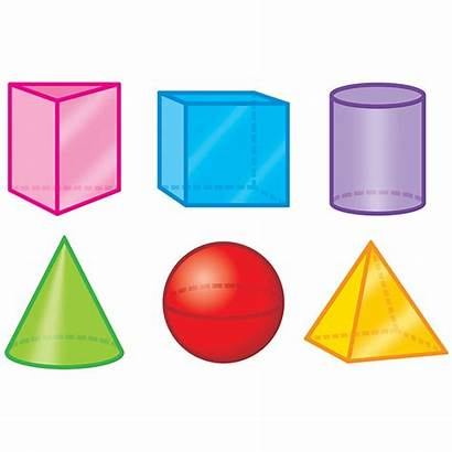 Shapes 3d Accents Mini Variety Pack Ct