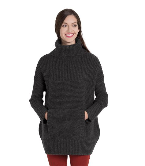 chunky womens sweaters woolovers womens lambswool chunky roll neck jumper