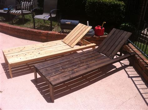 Diy Chaise Lounge Chairs