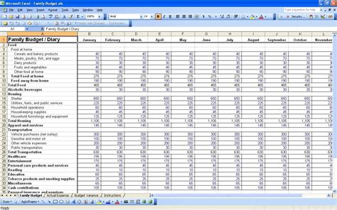 income  expense spreadsheet db excelcom
