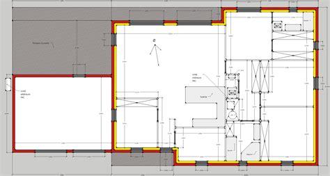 plan maison plain pied 2 chambres gratuit plan de maison plain pied 3 chambres gratuit plan de