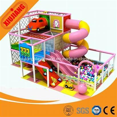 Playground China Indoor Soft Play Amusement Candy