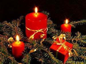 Bougies De Noel : pas de noel sans bougies deco bougie ~ Melissatoandfro.com Idées de Décoration