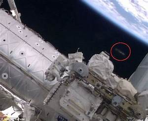 Nasa accused of cutting live ISS feed as 'UFOs' hover in ...