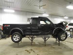 2002 Ford F150 Pickup Rear Axle Assembly 3 55 Ratio 61076
