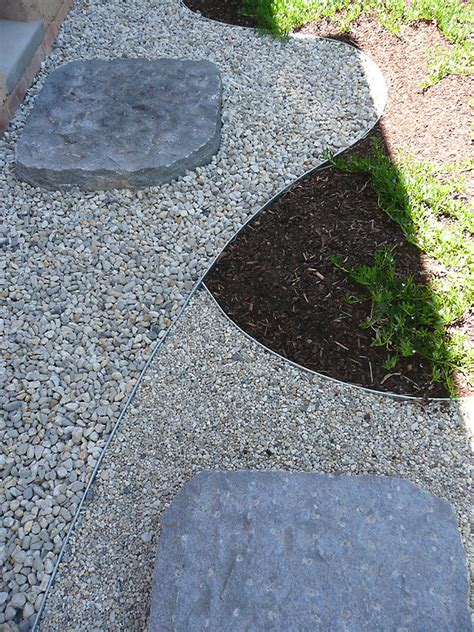 steel garden edging formboss