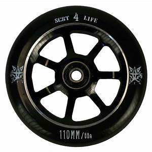 110 Mm 841 Delta Pro Scooter Wheel - Wheels - All Kick Scooter Parts