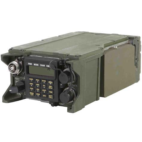 Harris Falcon III® RF-7800V-HH Handheld VHF Tactical Radio ...