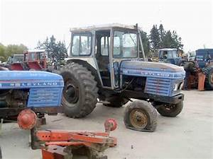 Used Leyland 384 Tractor Parts