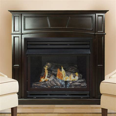 gas fireplaces for real valmont 76 in media console ventless gel fuel
