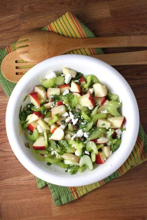 Apple Celery Salad