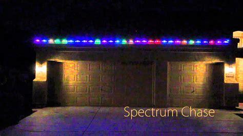 permanent led christmas lights calgary arduino christmas lights youtube
