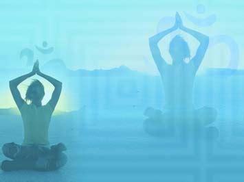 meditation  powerpoint templates