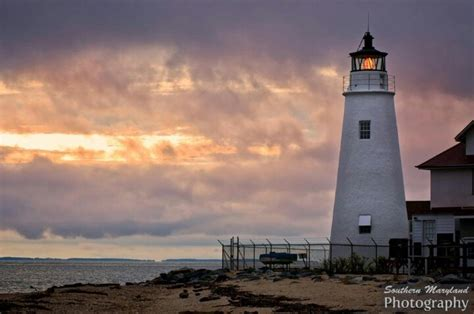 The lighthouse | Southern Maryland | Pinterest