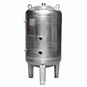 Reservoir A Vessie 200l : r servoir galvanis toute l 39 offre r servoir galvanis pour eau claire ~ Nature-et-papiers.com Idées de Décoration