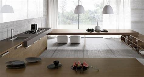 cuisine minimaliste design idées pour une cuisine design et minimaliste