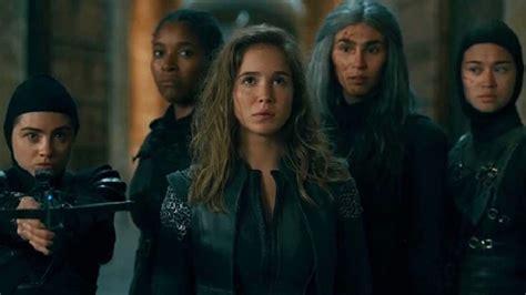 nun warrior netflix cast season binge reasons five date release should revelation ava plot updates check dumbass heroic someone think