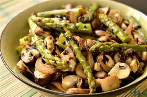 asperge cuisiner poêlée d 39 asperges façon asiatique ma cuisine santé
