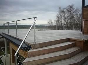 prix de pose d39une terrasse tarif conseil With prix d une terrasse en bois
