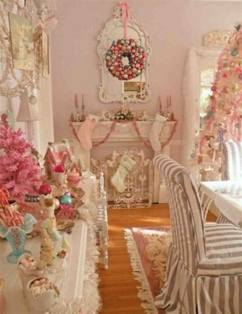 shabby chic christmas shabby chic christmas christmas decor pinterest