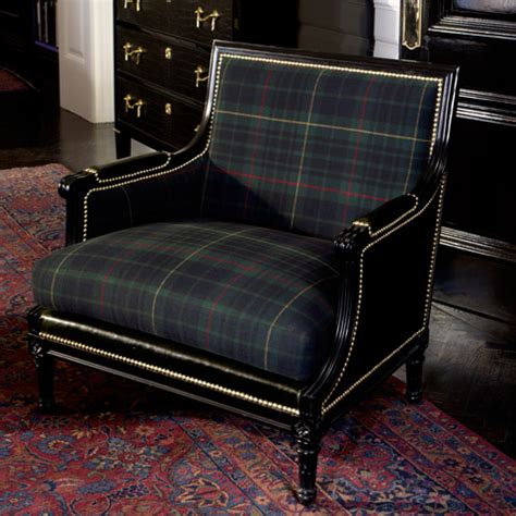 duchess salon chair   ralph lauren  ej victor