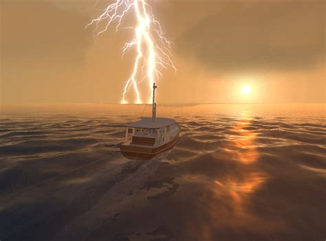 What Happens When Lightning Strikes A Boat by When Lightning Strikes Yachts Superyachts News Luxury